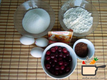 shokoladnaja-sharlotka-s-vishnej-1